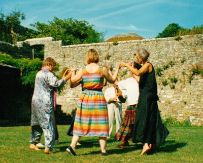 Dancing The Mill at St Donats